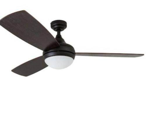 52 inch bronze ceiling fan 3 blade