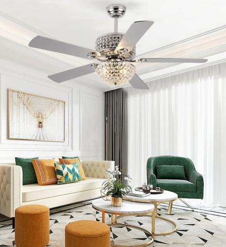 Ceiling Fans with Lights 52 Inch Ceiling Fan with Remote Cry