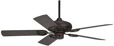 """52"""" Ceiling Fan Wet Rated Patio"""