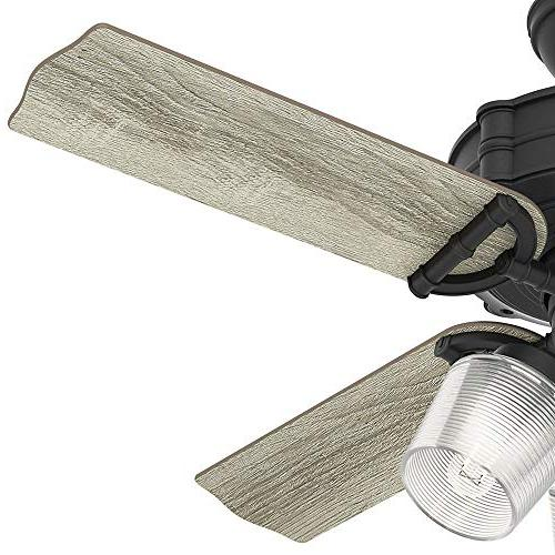 Hunter Company 52263 Ceiling Small, Natural Iron