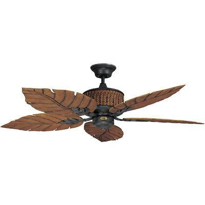 Concord Fans 52FEB5RI Indoor - Outdoor 52 Inch Fernleaf Bree