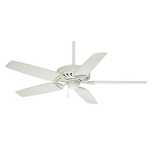 Casablanca Fans 54019 Concentra 54 Ceiling Fan, Snow White F