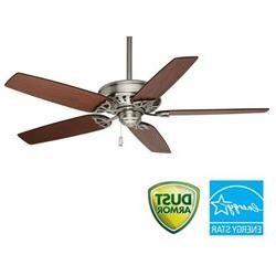 Casablanca Fans 54021 Concentra 54 Ceiling Fan, Brushed Nick