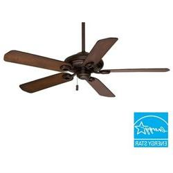 Casablanca Fans 54030 Capistrano 60 Ceiling Fan, Brushed Coc