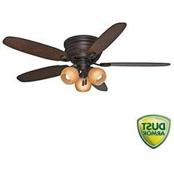 Casablanca Fans 54105 Caledonia 54 Ceiling Fan, Brushed Coco