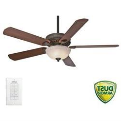 Casablanca Fans 55006 Ainsworth Gallery 60 Ceiling Fan, Onyx