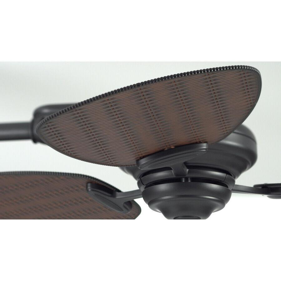 74 ceiling fan indoor outdoor bronze double