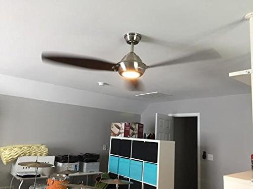 Brushed Indoor Ceiling fan