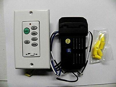 Lightingindoors Wall Mount Remote Control Kit with Reverse F