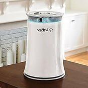 QUIETPURE Whisper Bedroom Air Purifier - Three Stage HEPA Fi