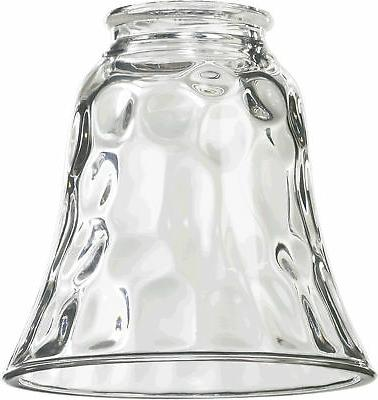 Quorum 2104, Clear Hammered Glass