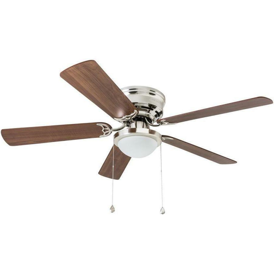 Harbor Brushed Indoor Fan