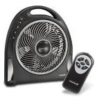 Holmes 12 Inch Blizzard Remote Control Power Fan with Rotati