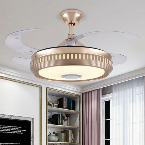 Bluetooth Light LED Dimmable Retractable