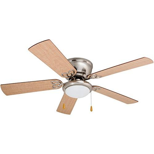 Prominence Home Hugger Fan LED 52 inches,