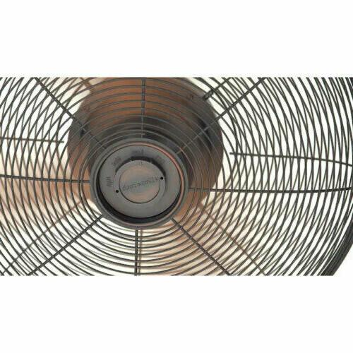 Ceiling Oil Bronze Outdoor 3 Blade Greenhouse Cool