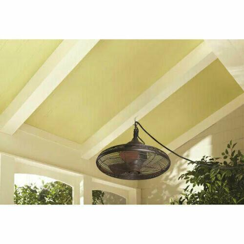 Ceiling Fan Oil Rubbed Bronze Outdoor Blade Greenhouse