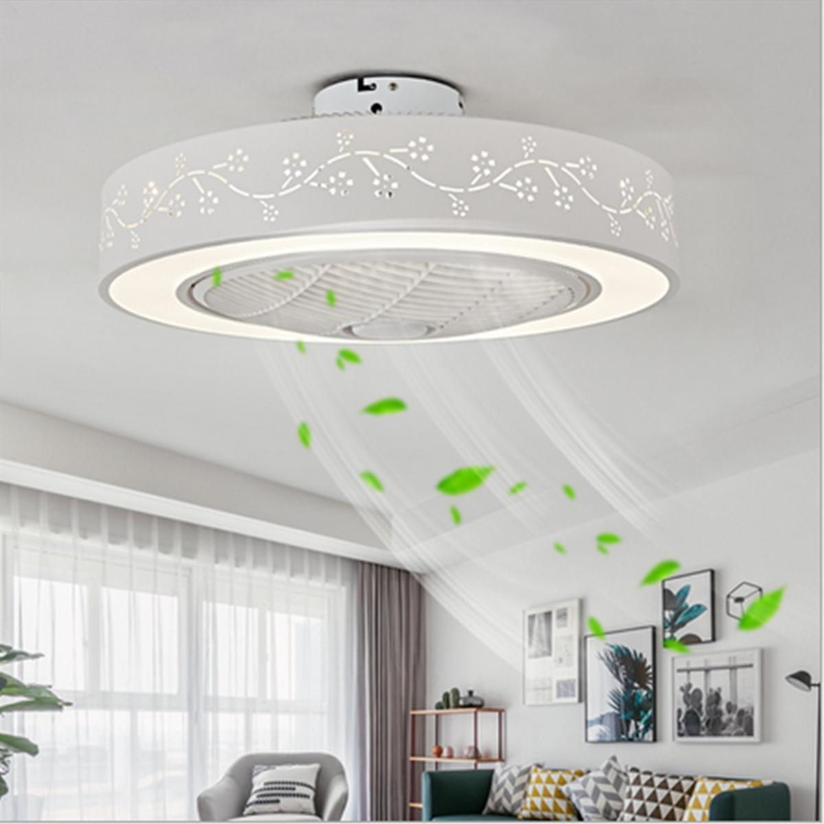 ceiling fan with light remote control led