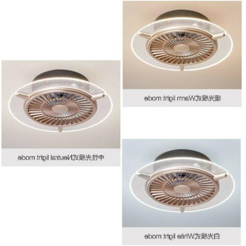 Ceiling Fans Light color light remote home