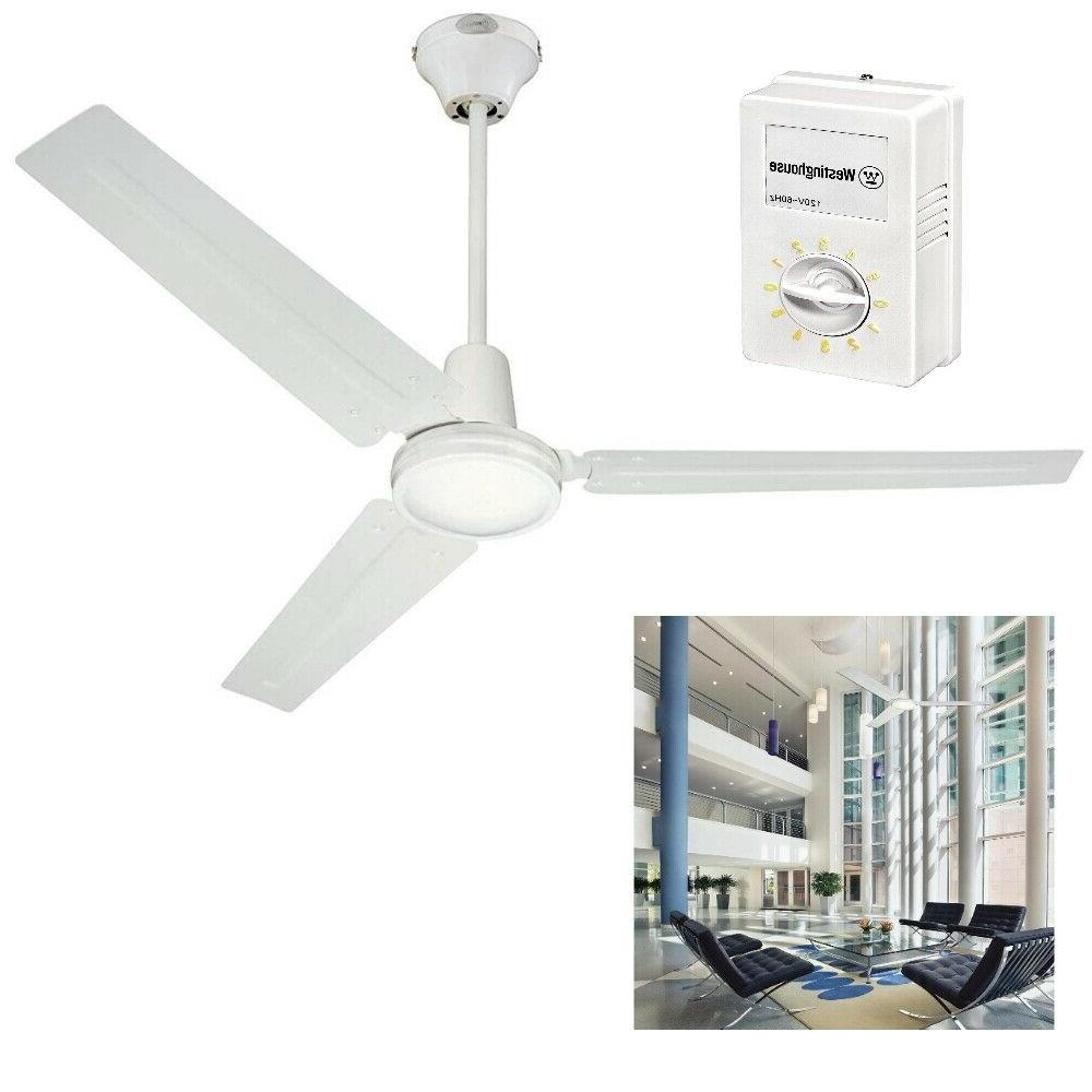 commercial ceiling fan industrial high speed garage