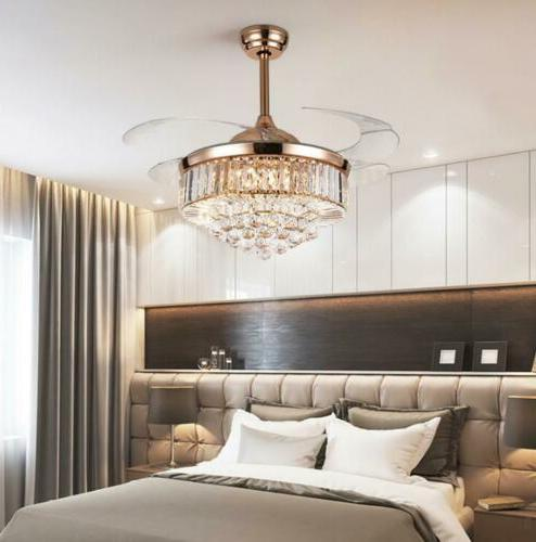 Crystal LED Ceiling Ceiling Lamp