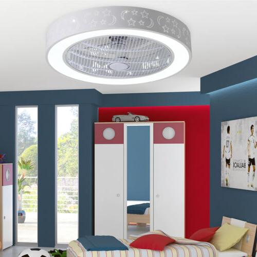 "42"" Invisible Ceiling Fan Light"