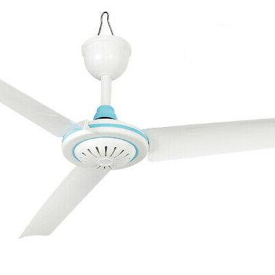12V Low-Voltage Ceiling Hanging Fan Low Noise Household Camp