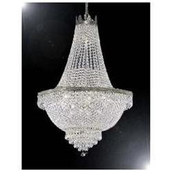 French Empire Crystal Chandelier Chandeliers Lighting H30 X