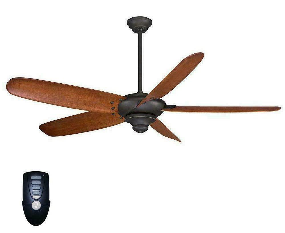 "HDC Altura 68"" Oil Rubbed Bronze Fan 26668"