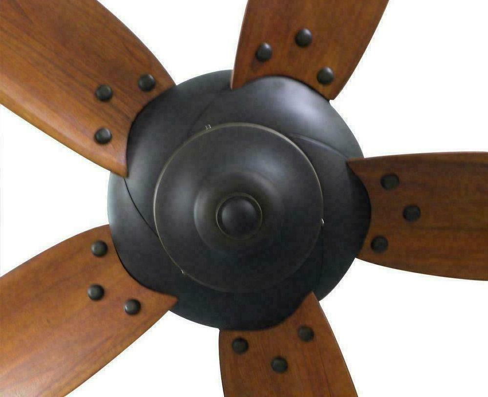HDC Altura Oil Rubbed Bronze Fan with 26668