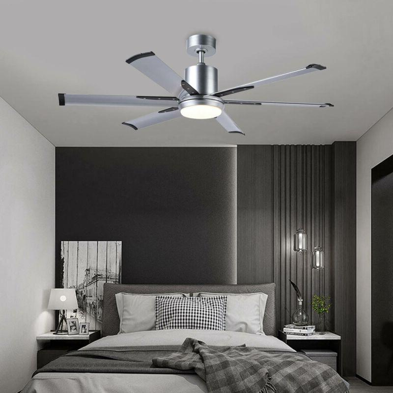 hot 52 industrial ceiling fan with 6