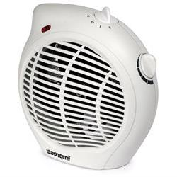 Impress IM-701 1500-Watt Compact Fan Heater with Adjustable
