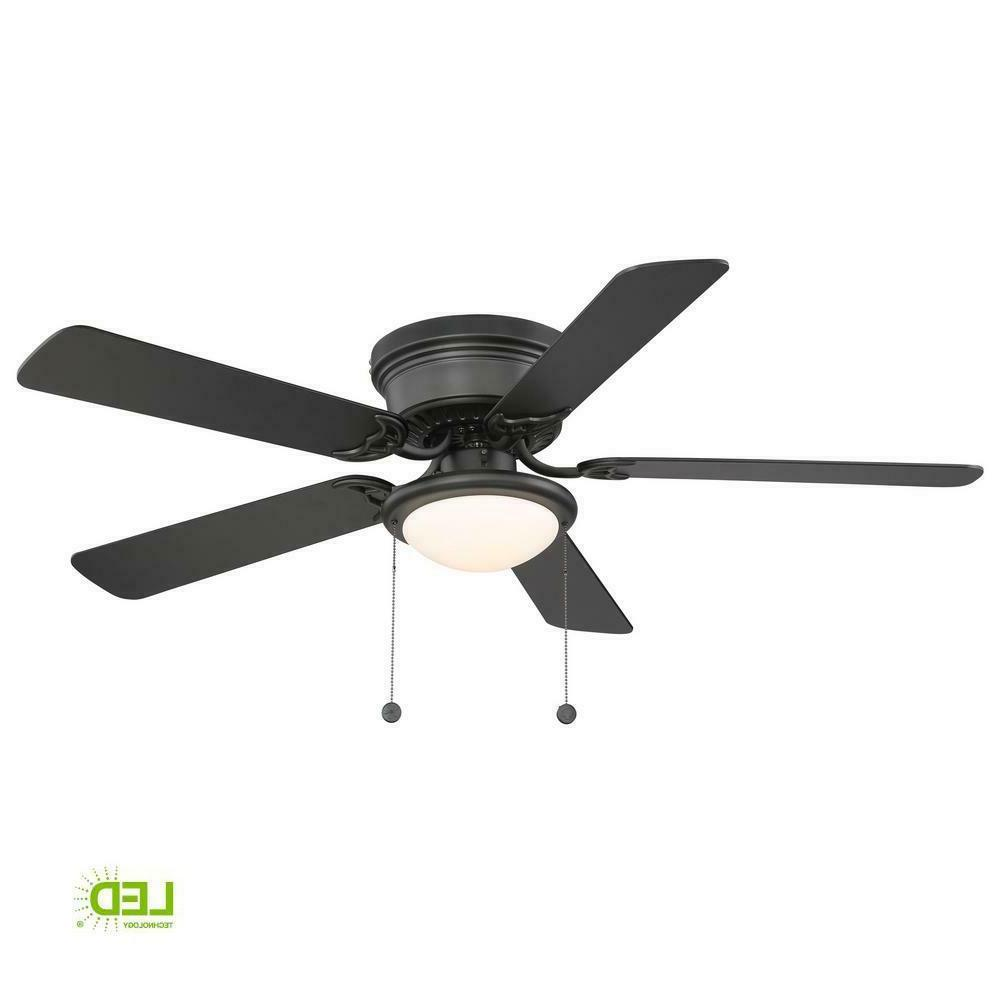 INDOOR FAN Low Profile 5 Blades LED NEW