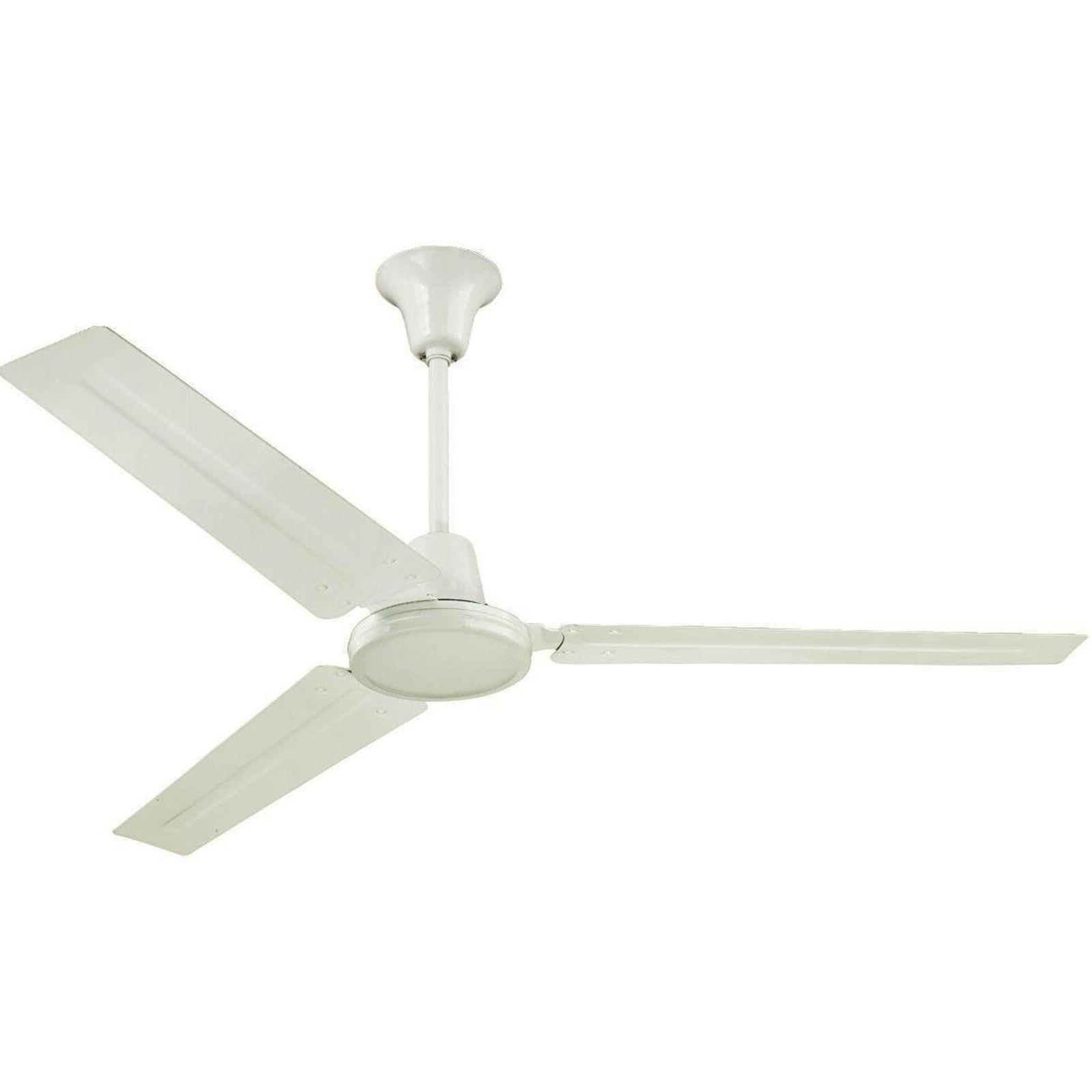 Industrial Fan Three Hanger Speed New