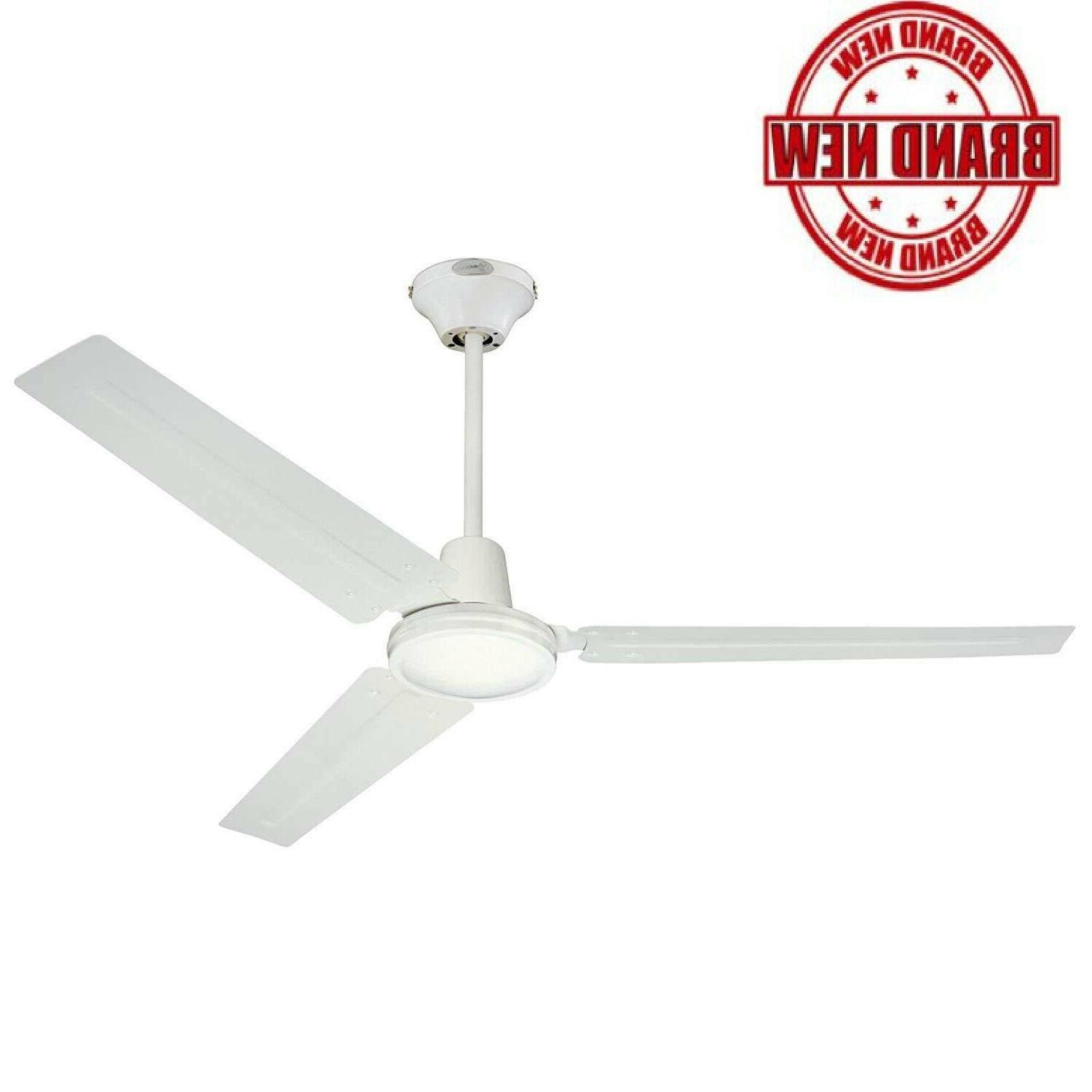 Large Ceiling Fan Heavy Duty Best Garage Workshop Industrial