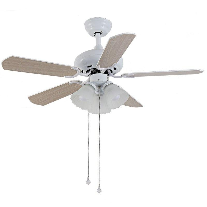 LED <font><b>Fan</b></font> Wood Leaf Decorative <font><b>Ceiling</b></font> <font><b>Fan</b></font> Light