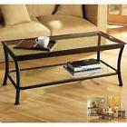 Z-Line Designs Massadona Coffee Table, Bronze