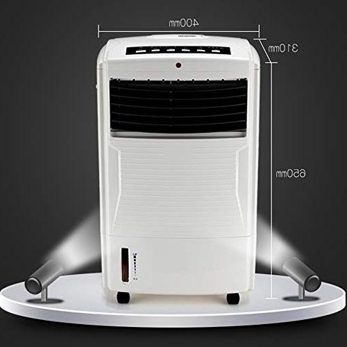 FAN MAZHONG Evaporative Humidifier Functions, 3 Speeds Oscillation, 7.5 and Litre, White