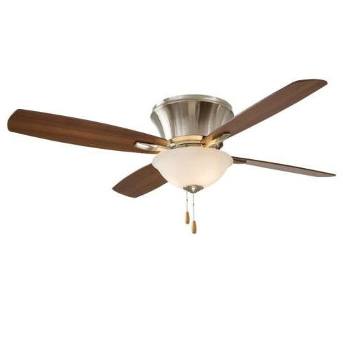 "Minka Aire F533-BN Mojo II Brushed Nickel 52"" Ceiling Fan W/"