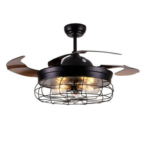 "48"" Ceiling Lamp w/ Control Dimmable"