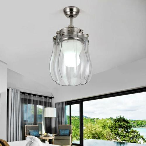 modern style ceiling fan with led light