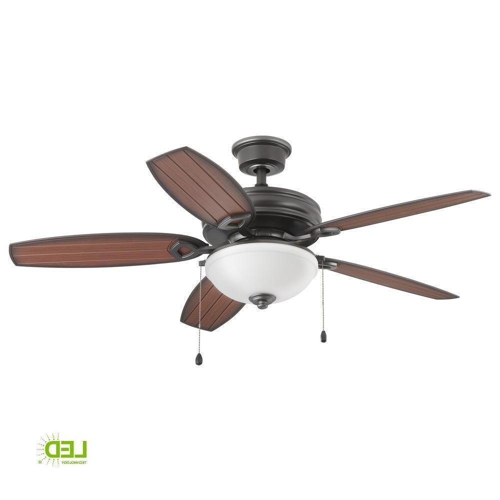 Home Decorators Collection 52 In Ceiling Fan Light Kit