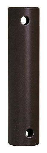Oil Rubbed Bronze Downrod - Length: 12, Diameter: 1