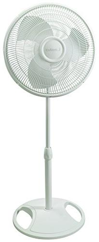 Lasko 2520 16″ Oscillating Stand Fan - Features Adjustable