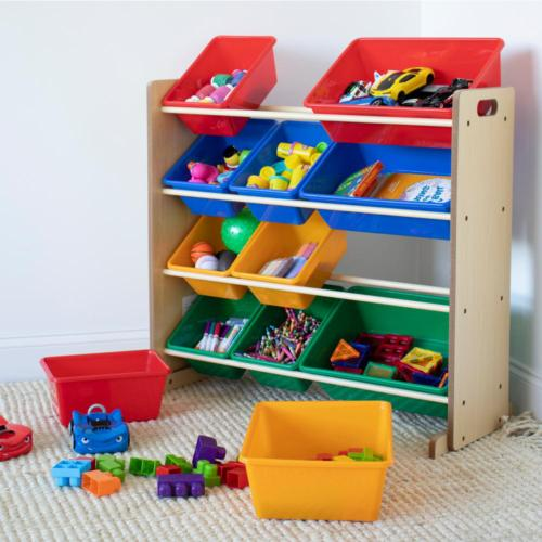 Organizer with Multi Bins Durable