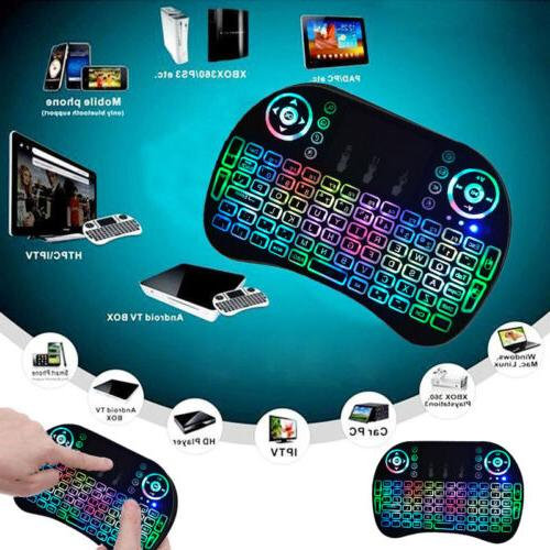 Remote Backlight Wireless Air