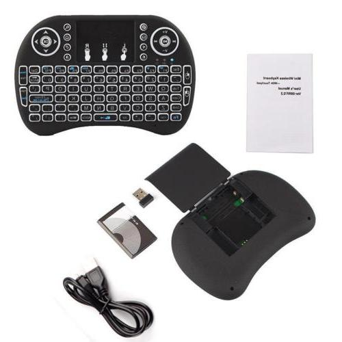 Remote Backlight Wireless Air Receiver