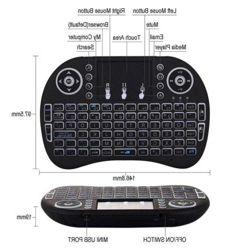 Remote Wireless Air Mouse Receiver