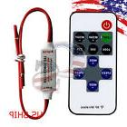 12V 11 Keys RF Wireless Remote Switch Controller Dimmer for