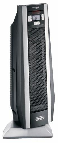 Delonghi Safeheat Ceramic Tower Heater With Remote Control